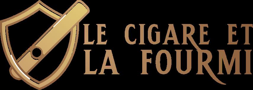 logo le cigare et la fourmi